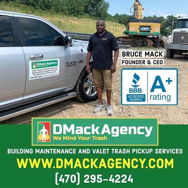 Building Maintenance & Valet Trash Pickup